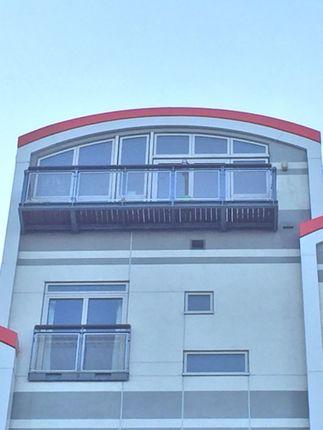 Balcony of Maurer Court, Greenwich Millennium Village SE10