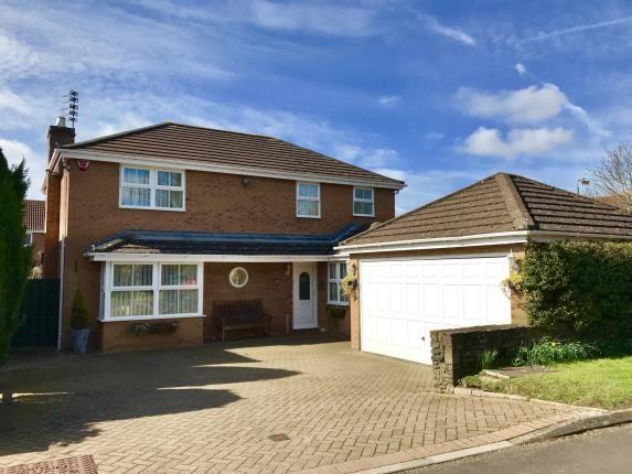 Thumbnail Detached house for sale in Church Lane, Downend, Bristol