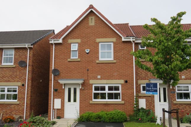 Thumbnail Terraced house to rent in Densham Drive, Stockton-On-Tees