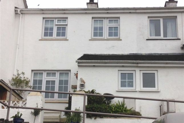 Thumbnail Terraced house for sale in Cottage Close, Knowle, Braunton