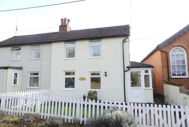 2 bed semi-detached house for sale in Whights Corner, Washbrook, Ipswich