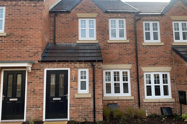 2 bed property to rent in Harper Hill Gardens, Harworth, Doncaster DN11