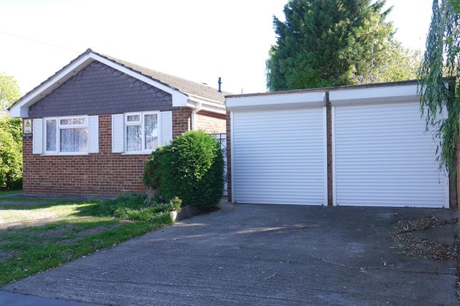 Thumbnail Detached bungalow for sale in Gladeside, Shirley, Croydon