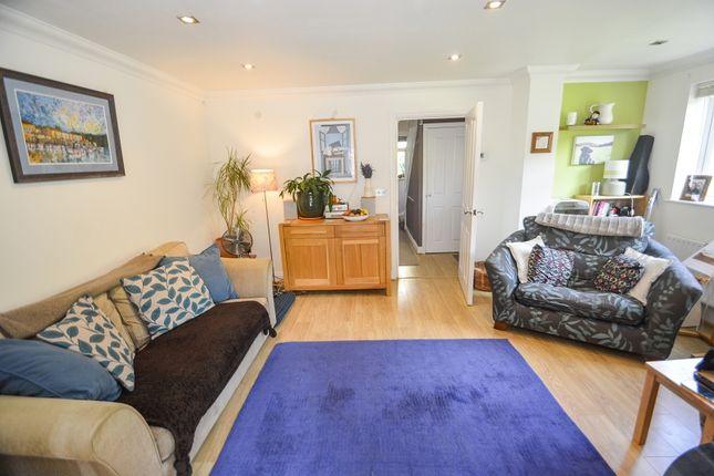 Living Room of St. Leonards Road, Epsom, Surrey. KT18