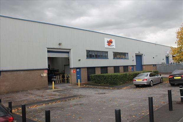 Thumbnail Light industrial to let in Units 4 & 5 Tatton Court, Kingsland Grange, Woolston, Warrington
