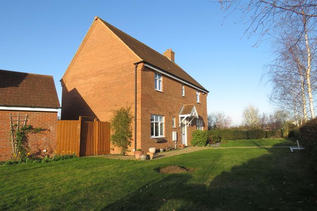Thumbnail Detached house for sale in Clifton Fields, Clifton, Shefford