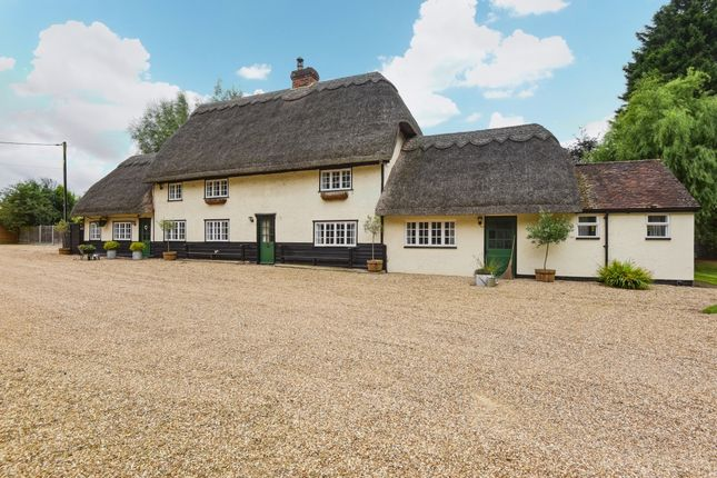 Thumbnail Detached house for sale in Hall Green, Little Hallingbury