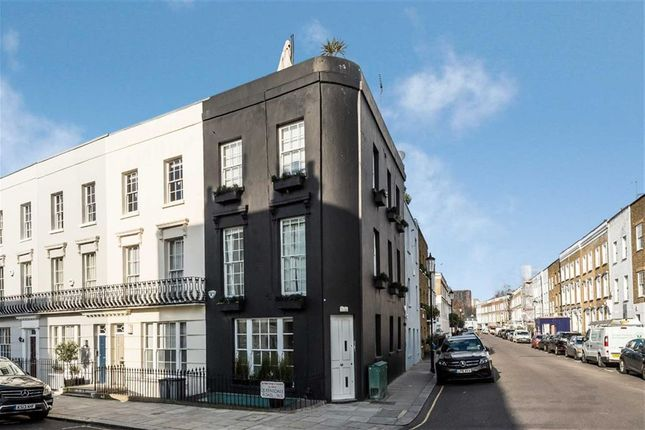 4 bed terraced house for sale in Queensdale Road, London