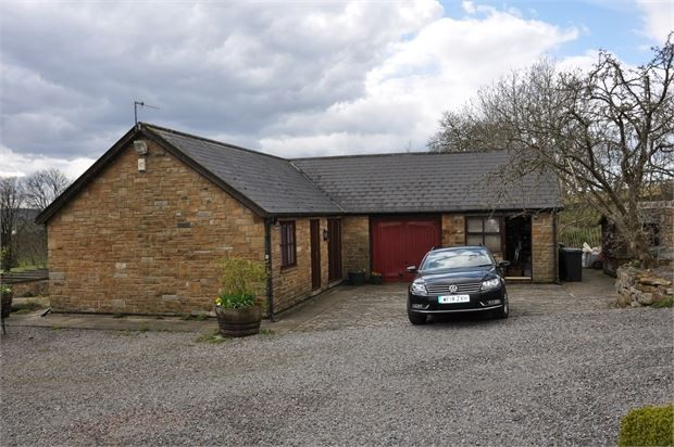 Thumbnail Detached bungalow for sale in Rufflers Close Villa, Henshaw, Bardon Mill, Northumberland.