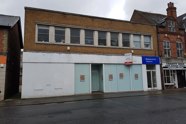Thumbnail Retail premises to let in Victoria Road, Horley