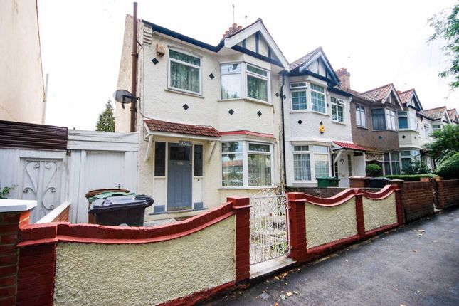 Thumbnail Property to rent in Canterbury Road, London