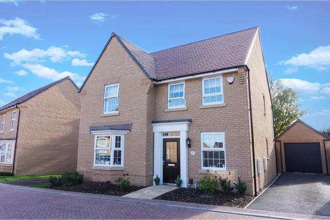 Thumbnail Detached house for sale in Chandlers Square, Godmanchester