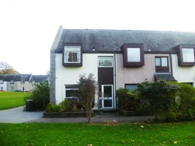 Thumbnail Terraced house to rent in Hazlehead Place, Hazlehead, Aberdeen