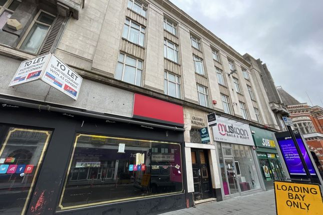 Thumbnail Flat for sale in Flat 1, 41 Granby Street, City Centre, Leicester