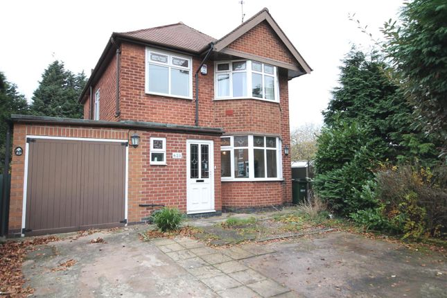 Thumbnail Detached house for sale in St. Albans Road, Arnold, Nottingham