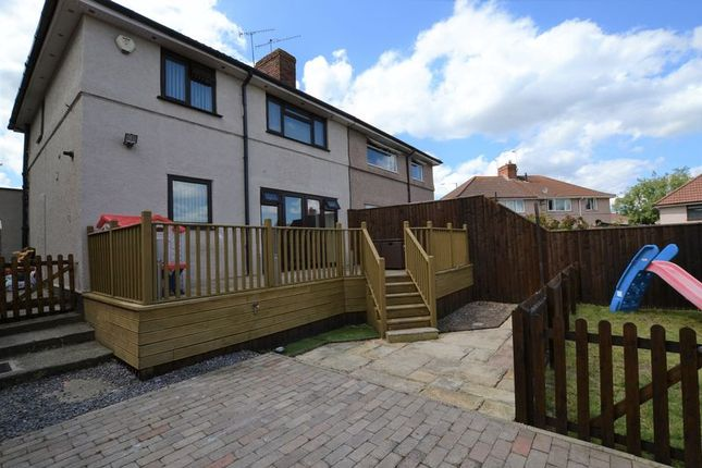 Thumbnail 3 bed semi-detached house for sale in Winterstoke Road, Bedminster, Bristol
