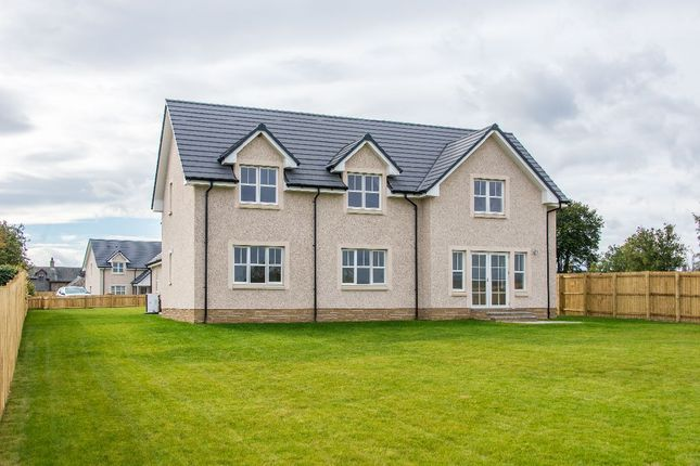 Thumbnail Detached house for sale in Marlefield Grove, Tibbermore, Perth