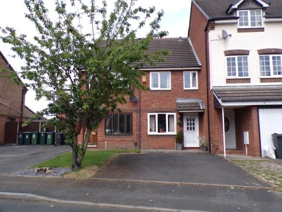 Frontage of Camomile Close, Tame Bridge, Walsall WS5