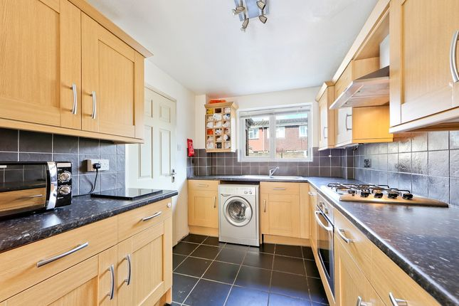 Thumbnail Terraced house to rent in Hobill Walk, Surbiton, Surrey