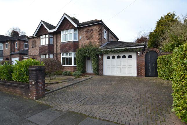 3 bed semi-detached house to rent in Parkgate Road, Stockton Heath, Warrington WA4