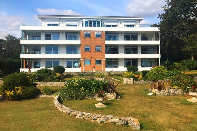 3 bed flat for sale in Stanton Lacy, 4 Martello Park, Canford Cliffs, Poole BH13