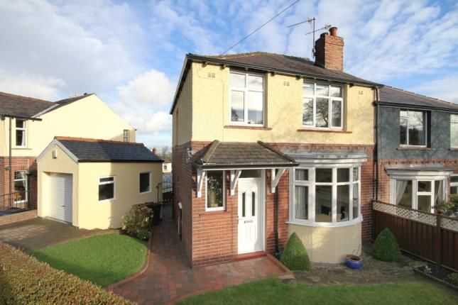 Thumbnail Semi-detached house for sale in Bingham Park Road, Sheffield, South Yorkshire
