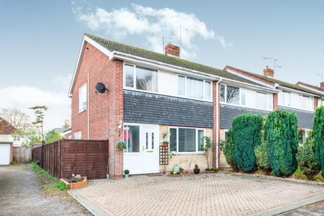 Thumbnail End terrace house for sale in Old Basing, Basingstoke, Hampshire