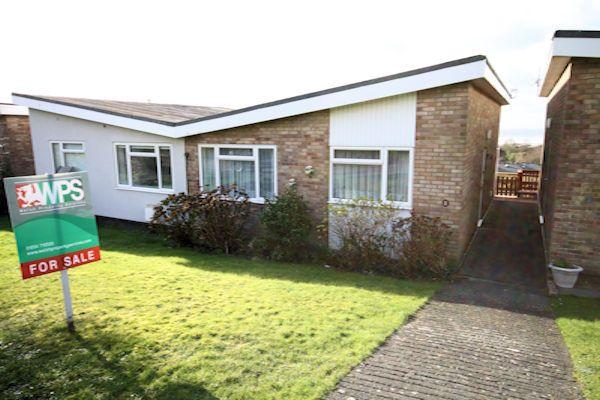 Thumbnail Semi-detached bungalow for sale in 3 Pen Y Ffordd, Aberdovey