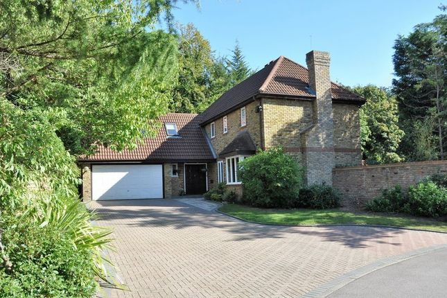 Thumbnail Detached house for sale in Glenheadon Rise, Leatherhead