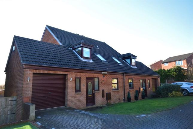 Thumbnail Semi-detached house for sale in Gleaston Court, Oakerside Park, Peterlee, County Durham