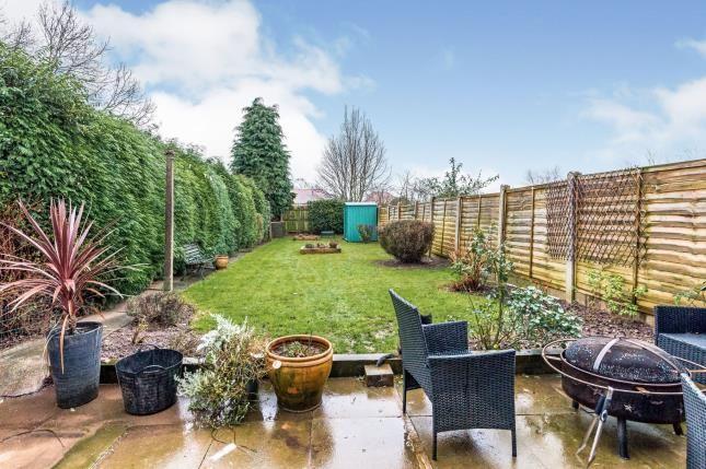 Garden of Dimbles Hill, Off Curborough Road, Lichfield, Staffordshire WS13