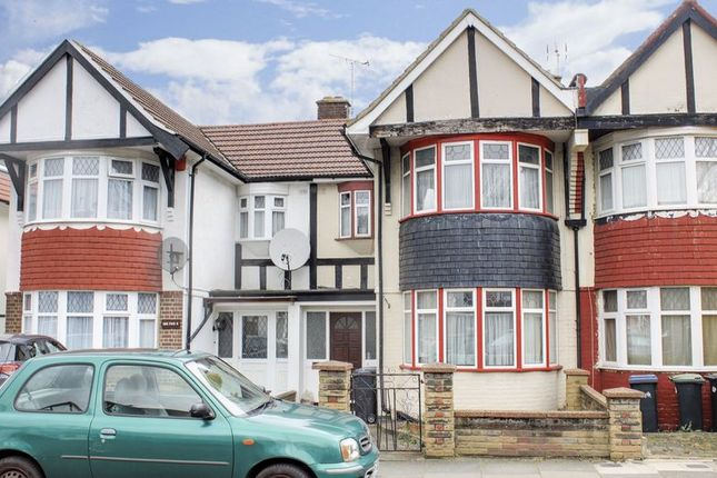 Thumbnail Terraced house for sale in Pasteur Gardens, London