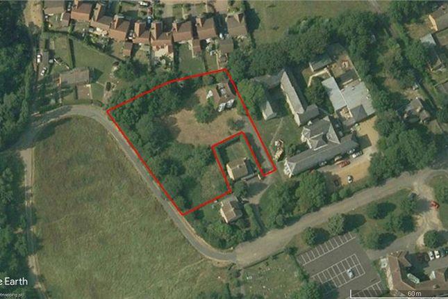 Thumbnail Land for sale in Development Site, Bourne House, Church Lane, Papworth Everard, Cambridgeshire