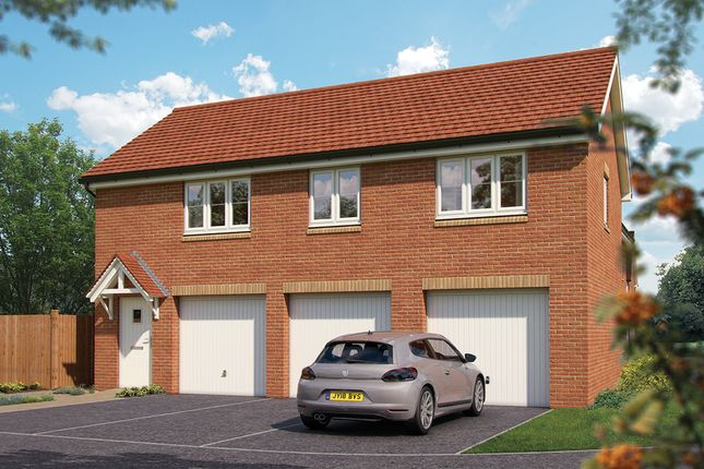 "Thumbnail End terrace house for sale in ""The Buckthorn"" at Pixie Walk, Ottery St. Mary"