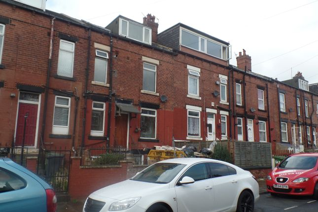 Thumbnail Terraced house to rent in Strathmore Avenue, Leeds
