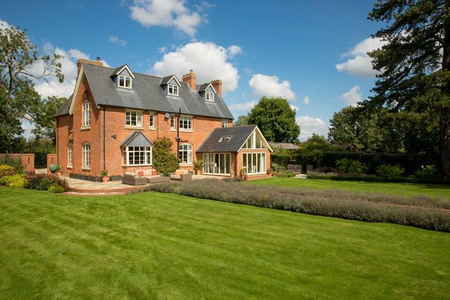 Thumbnail Detached house for sale in Baulking, Faringdon