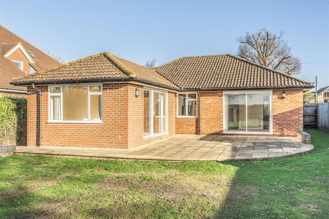Thumbnail Bungalow for sale in Silkmore Lane, West Horsley, Leatherhead