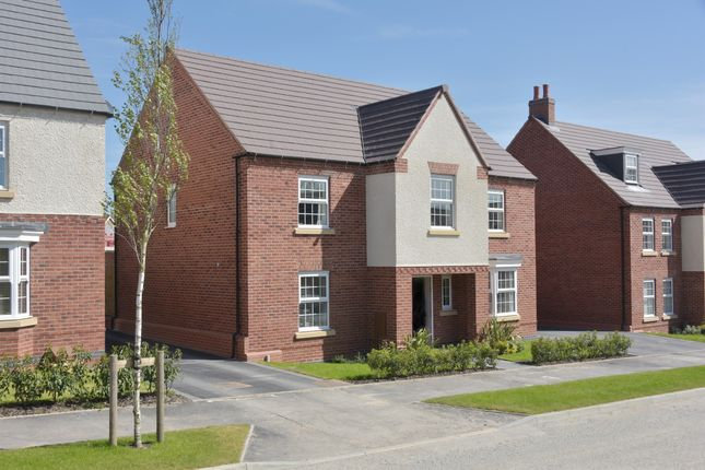 Thumbnail Detached house for sale in Walton Road, Drakelow, Burton-On-Trent