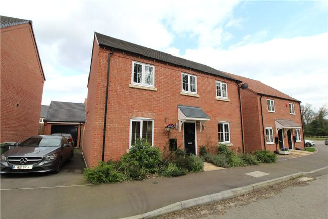 Thumbnail Detached house for sale in Lily Lane, Newark