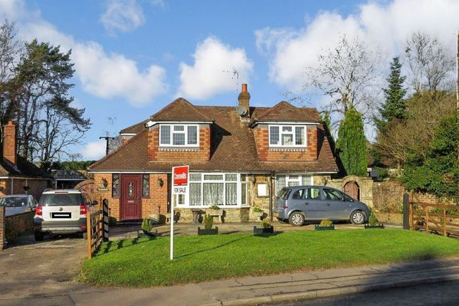 Thumbnail Detached bungalow for sale in Horsham Road, Handcross, Haywards Heath