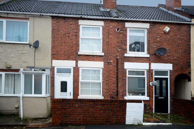 2 bed terraced house for sale in Chapel Street, Leabrooks, Alfreton DE55