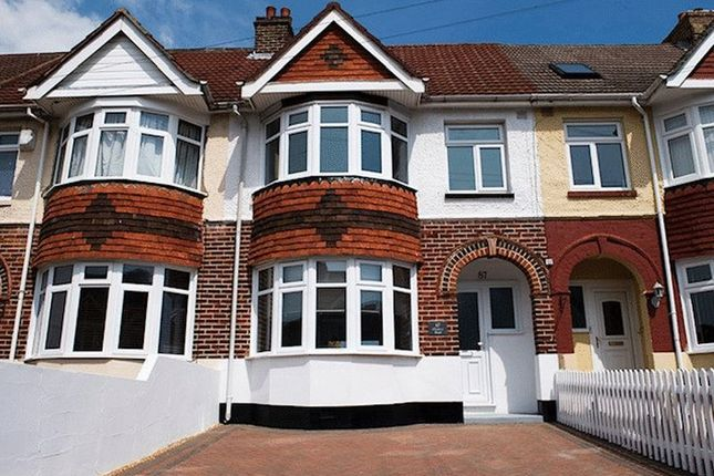 Thumbnail Terraced house for sale in Chantry Road, Gosport