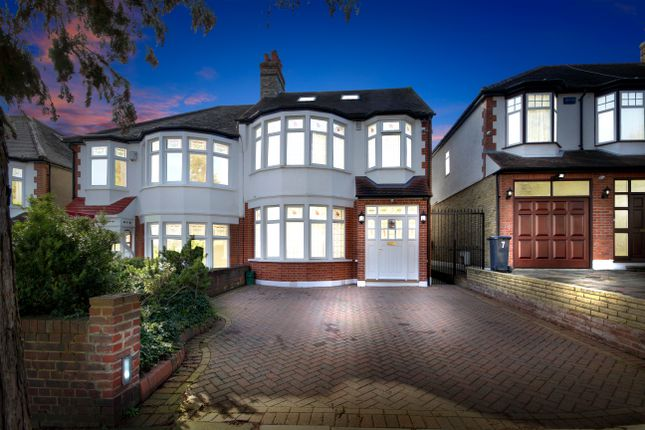 Thumbnail Semi-detached house for sale in Beechdale, Winchmore Hill