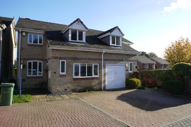 Thumbnail Semi-detached house to rent in Maple Fold, Farnley, Leeds