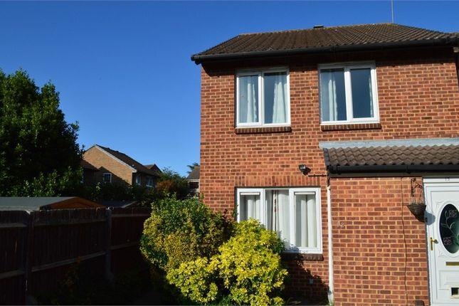 Thumbnail Maisonette to rent in Camellia Close, Romford, Essex