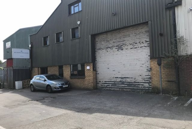 Thumbnail Warehouse to let in Silicon Business Centre, Wadsworth Road, Perivale
