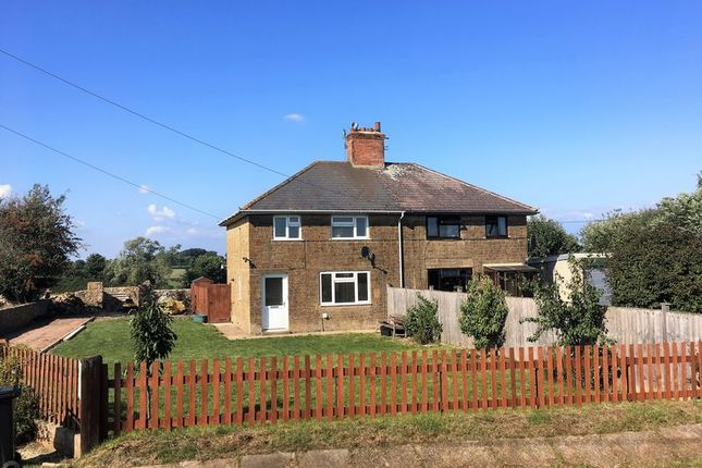 Thumbnail Semi-detached house to rent in Stibbear Lane, Donyatt, Ilminster