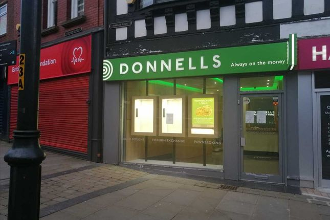 Thumbnail Commercial property to let in Market Place, Oldham, Oldham