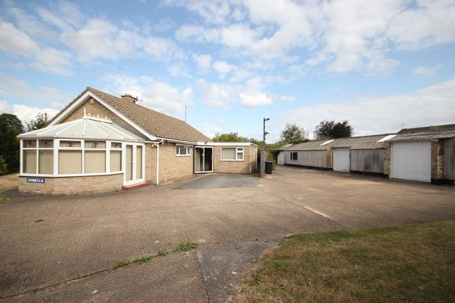Thumbnail Detached bungalow for sale in Hall Street, Soham, Ely