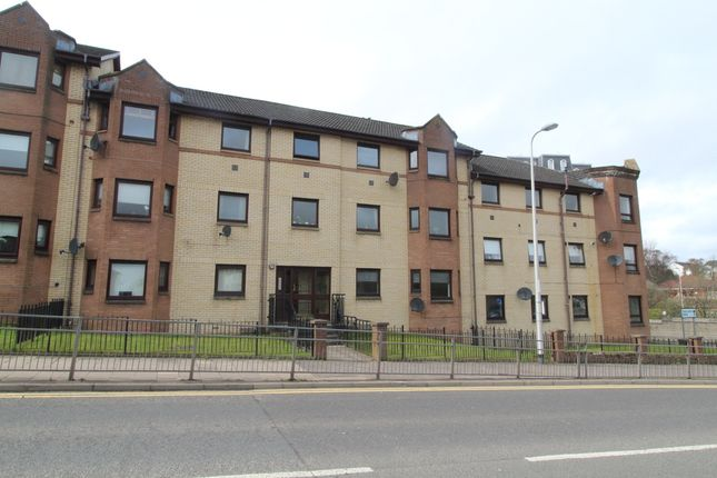 Thumbnail Flat to rent in Dunbeth Road, Coatbridge, North Lanarkshire